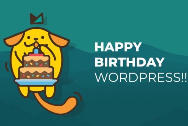 Bon anniversaire WordPress - Wapuu
